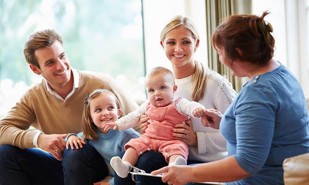 Gesundheitsorientierte Familienbegleitung