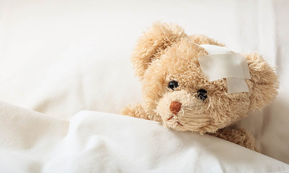 Häusliche Kinderkrankenpflege